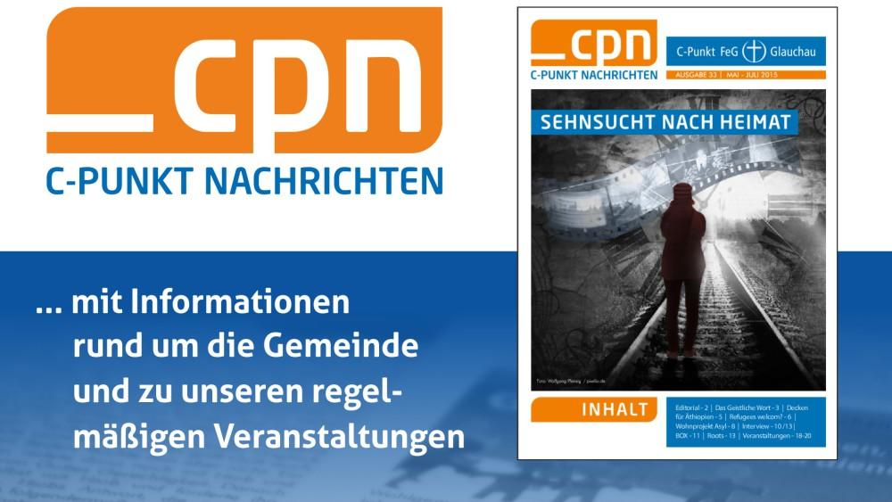 Nachrichten rund um den C-Punkt in den CPN - Flüchtlinge und Asyl in Glauchau