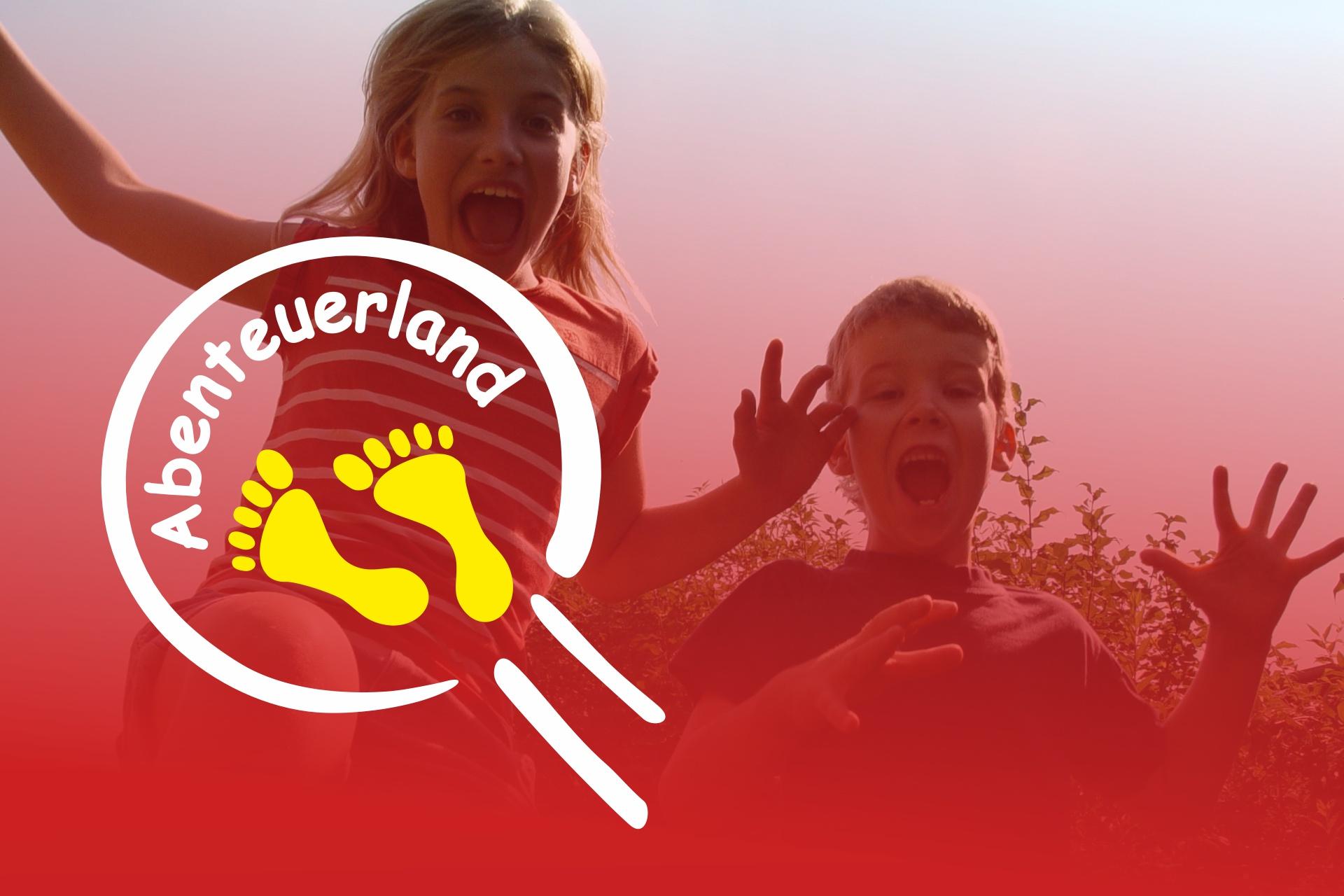 Spiel und Spass für Kinder im Abenteuerland