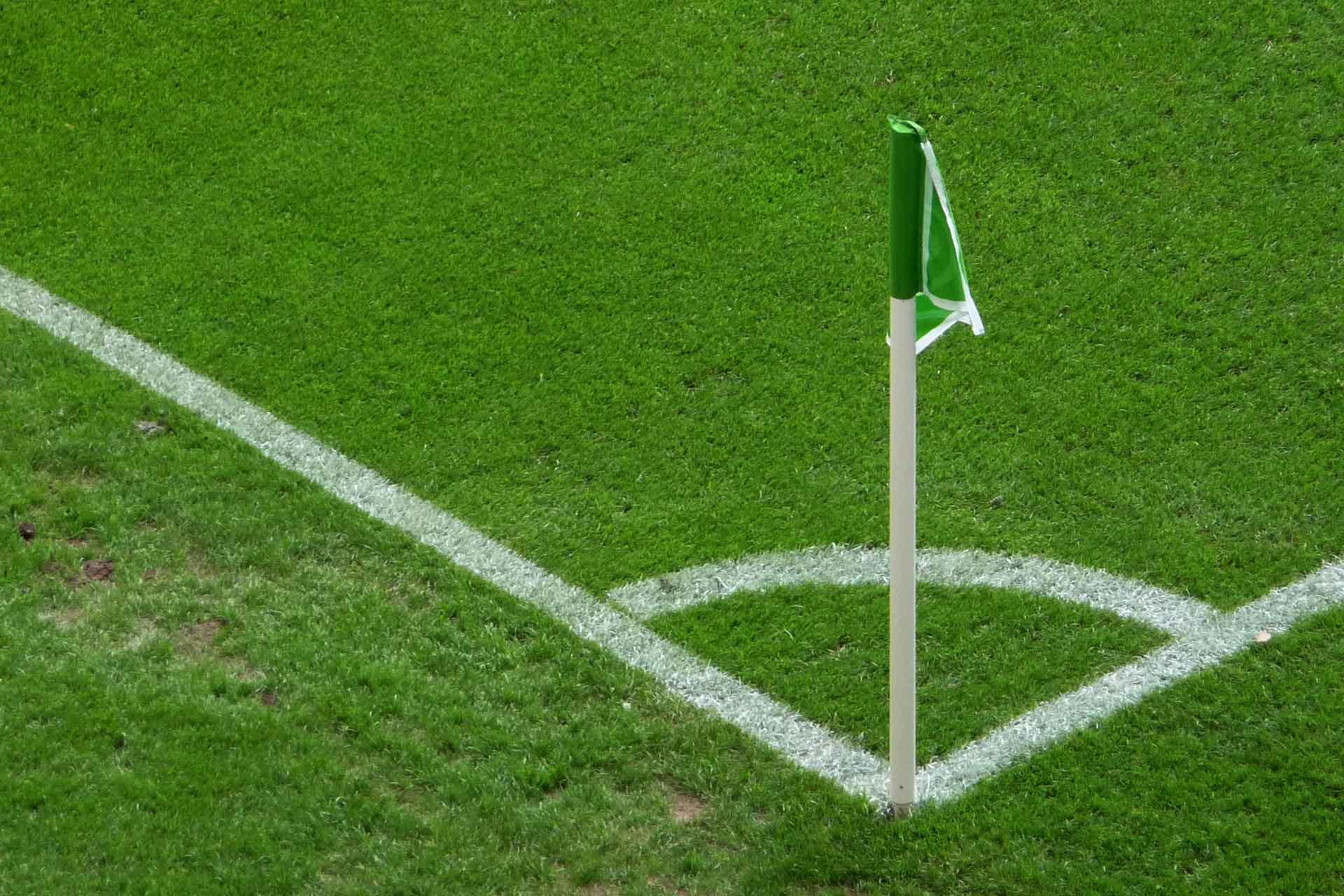 Fußballspielen in Glauchau