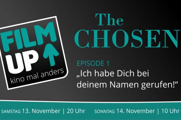 Film up! Kino mal anders – 13./14.11.2021